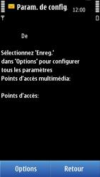 Nokia N8-00 - MMS - Configuration automatique - Étape 7