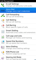 BlackBerry 9860 Torch - Voicemail - Manual configuration - Step 5
