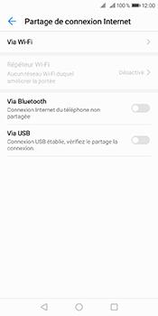Huawei Y6 (2018) - Internet et connexion - Utiliser le mode modem par USB - Étape 7