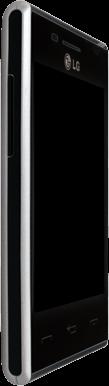 LG T385 - Premiers pas - Découvrir les touches principales - Étape 5