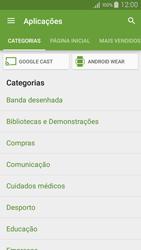 Samsung Galaxy A5 - Aplicações - Como pesquisar e instalar aplicações -  6