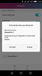 Huawei Y5 II - Bluetooth - Conectar dispositivos a través de Bluetooth - Paso 6