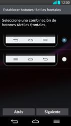 LG G2 - Primeros pasos - Activar el equipo - Paso 5