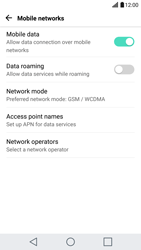 LG LG G5 - Network - Enable 4G/LTE - Step 5