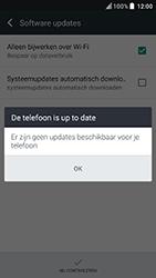 HTC U Play (Model 2PZM3) - Software updaten - Update installeren - Stap 7