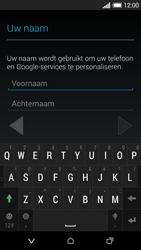 HTC Desire 610 - Applicaties - Account aanmaken - Stap 5