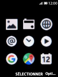 Nokia 8110 Banana - E-mail - Configuration manuelle - Étape 3
