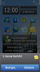 Nokia N8-00 - MMS - Automatisch instellen - Stap 3