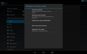 Acer Iconia Tab A3 - Internet - Activer ou désactiver - Étape 7
