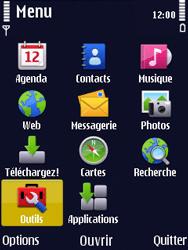 Nokia N86 - Internet - Configuration manuelle - Étape 3