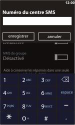 Nokia Lumia 710 - SMS - configuration manuelle - Étape 6