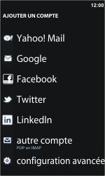 Nokia Lumia 610 - E-mail - Configuration manuelle - Étape 6