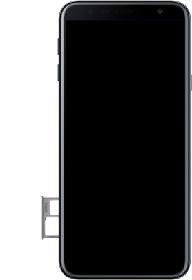 Samsung J4+ - Primeiros passos - Como inserir o chip da Nextel no seu celular - Etapa 7