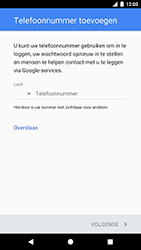 Google Pixel - Applicaties - Account aanmaken - Stap 14