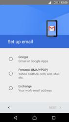 Sony Sony Xperia Z5 (E6653) - E-mail - Manual configuration (gmail) - Step 7