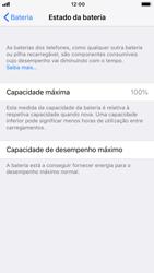 Apple iPhone 6 - iOS 11 - Bateria - Como desativar a gestão de desempenho -  5