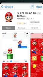 Apple iPhone SE - iOS 10 - iOS features - Send iMessage - Step 20
