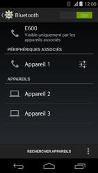 Acer Liquid E600 - WiFi et Bluetooth - Jumeler votre téléphone avec un accessoire bluetooth - Étape 8