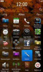 BlackBerry 9860 Torch - Instellingen - Configuratiebericht ontvangen - Stap 3