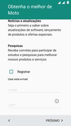 Motorola Moto G5 - Primeiros passos - Como ativar seu aparelho - Etapa 17