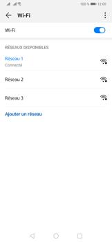 Huawei P30 Pro - Wifi - configuration manuelle - Étape 7