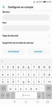 Huawei Y6 (2018) - E-mails - Ajouter ou modifier un compte e-mail - Étape 12