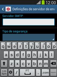 Samsung Galaxy Pocket Neo - Email - Configurar a conta de Email -  13