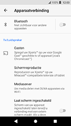 Sony F5321 Xperia X Compact - Android Oreo - Bluetooth - headset, carkit verbinding - Stap 5