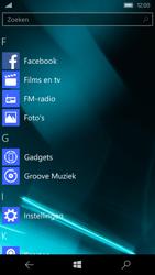 Microsoft Lumia 550 (Type RM-1127) - Contacten en data - Foto
