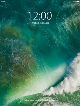 Apple iPad Pro 9.7 - iOS 10 - iOS features - Vergrendelscherm - Stap 2