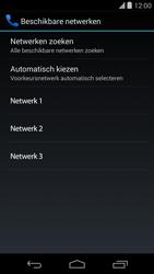 LG D821 Google Nexus 5 - Netwerk - gebruik in het buitenland - Stap 10