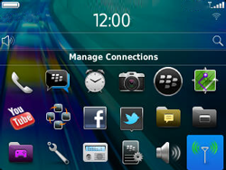 BlackBerry 9320 Curve - Network - Usage across the border - Step 3