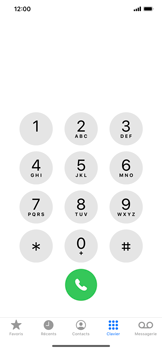 Apple iPhone XS Max - iOS 13 - SMS - Configuration manuelle - Étape 5
