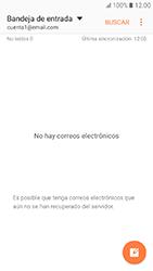 Samsung Galaxy A3 (2017) (A320) - E-mail - Escribir y enviar un correo electrónico - Paso 5
