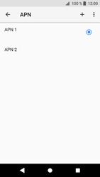 Sony Xperia XZ1 - Mensajería - Configurar el equipo para mensajes multimedia - Paso 16