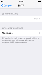 Apple iPhone SE - iOS 11 - E-mail - Configuration manuelle - Étape 23