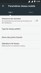 Nokia 3 - Internet - configuration manuelle - Étape 9