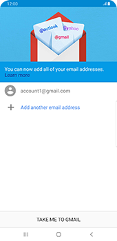 Samsung galaxy-s9-plus-android-pie - E-mail - Manual configuration (gmail) - Step 13