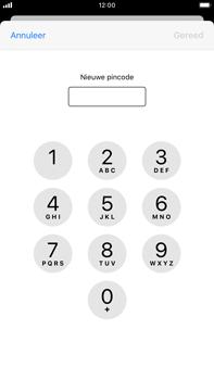 Apple iPhone 6s Plus - iOS 13 - Beveiliging - pas de pincode voor je simkaart aan - Stap 8