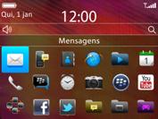 BlackBerry 9620 - Aplicativos - Como baixar aplicativos - Etapa 3