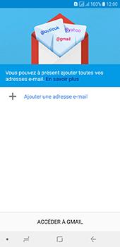 Samsung Galaxy J6 - E-mails - Ajouter ou modifier votre compte Gmail - Étape 6