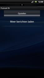 Sony Ericsson LT18i Xperia Arc S - E-mail - hoe te versturen - Stap 4