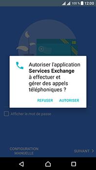 Sony Xperia L1 - E-mails - Ajouter ou modifier votre compte Outlook - Étape 10