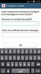 Samsung Galaxy S4 Mini - E-mails - Ajouter ou modifier votre compte Yahoo - Étape 9