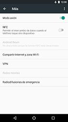 LG Google Nexus 5X (H791F) - Funciones básicas - Activar o desactivar el modo avión - Paso 6