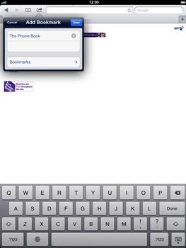 Apple The New iPad - Internet - Internet browsing - Step 11