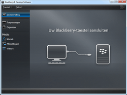 BlackBerry 8520 Curve - Software - Update installeren via PC - Stap 14