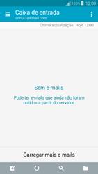 Samsung Galaxy Grand Prime - Email - Configurar a conta de Email -  5