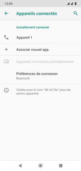 Xiaomi Mi A2 Lite - Bluetooth - connexion Bluetooth - Étape 10