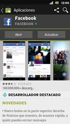 Sony Xperia U - Aplicaciones - Descargar aplicaciones - Paso 6